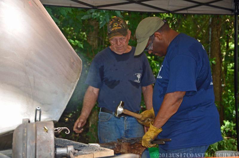 The 2013 Magnolia Plantation And Gardens History Fair ...