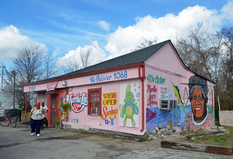 Martha Lou S Restaurants South Carolina