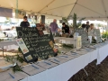 a great selection of silent auction items
