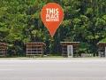 Sweetgrass Basket Stands - Mt. Pleasant, SC