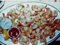 Edisto Motel and Restaurant Shrimp Plate