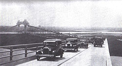 ~Grace Memorial Bridge, Opening Day, 8 August 1929 (Image from Wikipedia)~