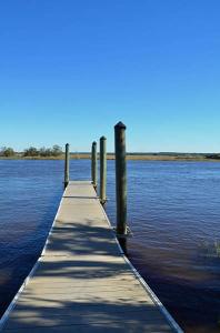 ~Steel Bridge Boat Landing Dock~