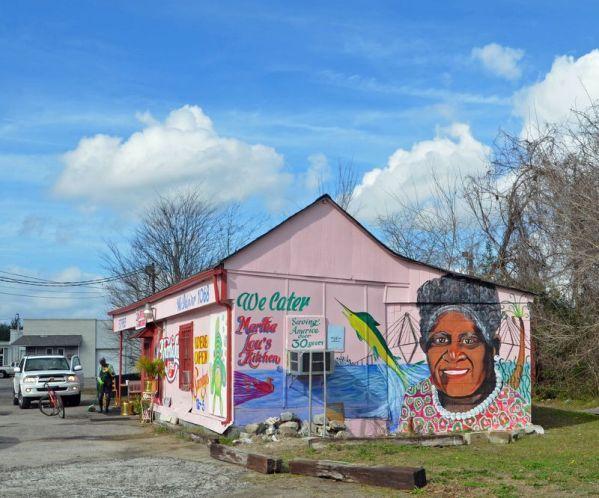 Martha Lou S Kitchen City Charleston South Carolina