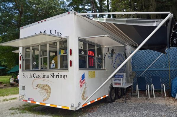 ~The Flowers Seafood Company Food Truck~