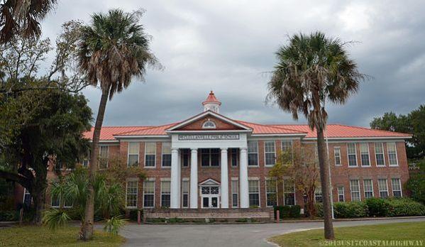 ~McClellanville Middle School, McClellanville, South Carolina~   ~~~~~