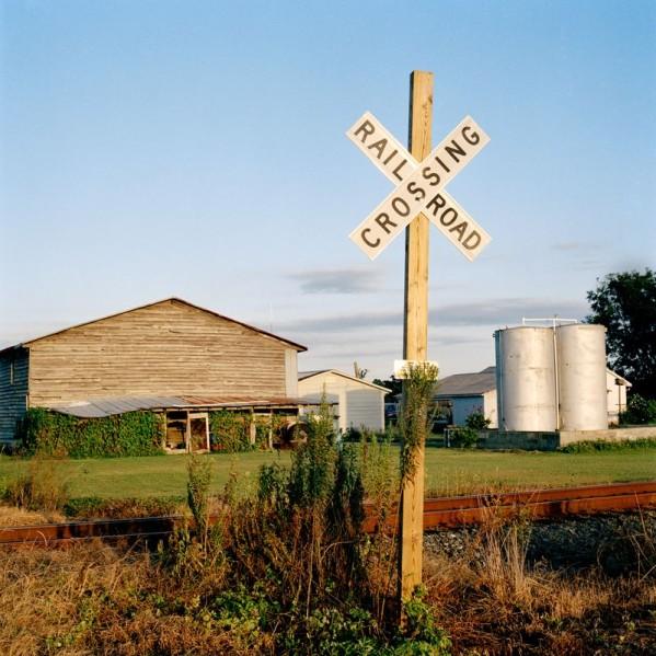 ~Railroad Crossing, North Carolina~